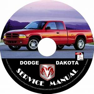 2003 Dodge Dakota Service Manual
