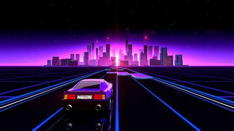 neon drive windows mac linux game mod db