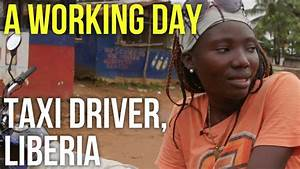 A Working Day – Taxi Driver, Liberia From The School ...