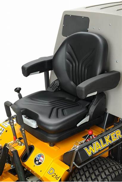 Suspension Seat Spring Armrests Adjustable Features Way