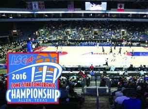 lone star conference championship  basketball