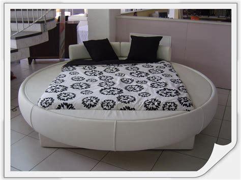 letto offerta offerta letto tondo ecopelle 11677 letti a prezzi scontati