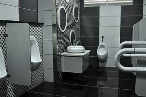 Public toilets renovated