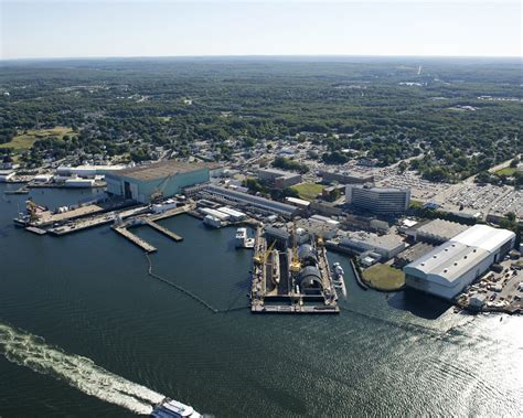 General Dynamics Electric Boat New London by Gdeb Wins Support Contract For Us Navy Vessels Naval Today