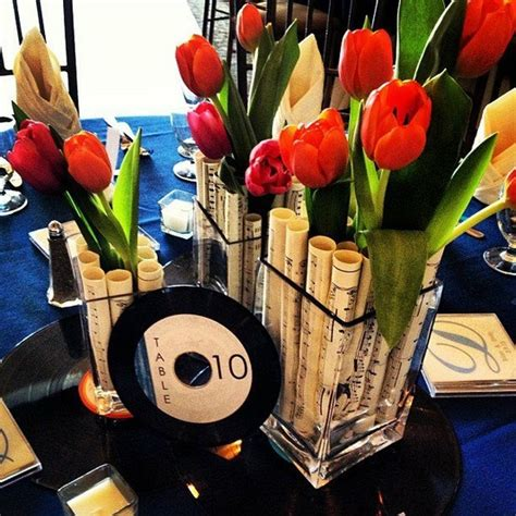 music themed table decorations 202 best images about char on pinterest sheet music