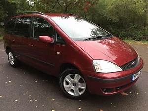 Ford Galaxy 1 9 2002 Technical Specifications