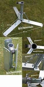 Sonnenschirmständer Für Große Schirme : profi sonnenschirmst nder klappst nder massiv y st nder ~ Lizthompson.info Haus und Dekorationen