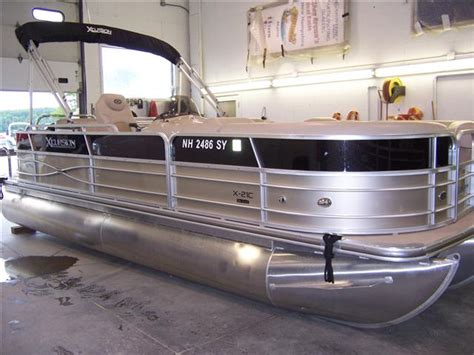 Meredith Marina Used Boats by Used Power Boats Pontoon Boats For Sale In New Hshire