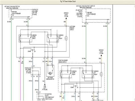 2003 Tahoe Wiring Diagram by 2003 Chevy Tahoe Power Seat Diagram Wiring Forums