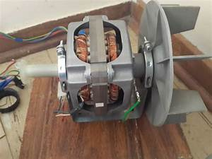 Wiring Clothes Dryer  Tumble Dryer  Motor