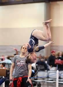 Gold Medal Gymnastics Team