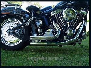 Harley Davidson Auspuff : auspuffanlage kr mmer f r harley davidson softail modell ~ Jslefanu.com Haus und Dekorationen