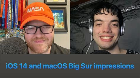 iOS 14 and macOS Big Sur impressions - YouTube