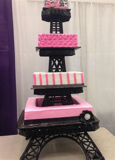 Target Cupcake Stand by Quinceanera Cake Eiffel Tower