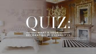 quiz whats  decorating style stylecaster