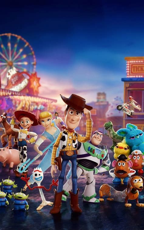 Toy Story iPhone Hd Wallpapers - Wallpaper Cave