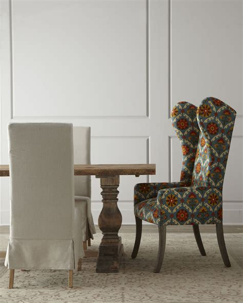 dining table upholstered dining chairs