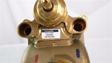 hansgrohe axor pharo hansgrohe axor pharo 3066930 brass valve ebay