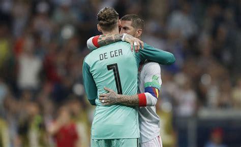 Man Utd Goalkeeper Makes Spain Vow After