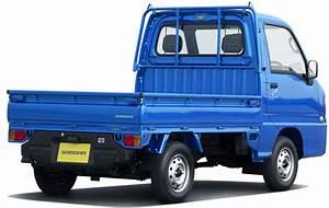 Subaru Sambar Truck  U0026 Van 1990
