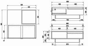 Table Basse Hauteur 60 Cm : table basse hauteur ~ Nature-et-papiers.com Idées de Décoration