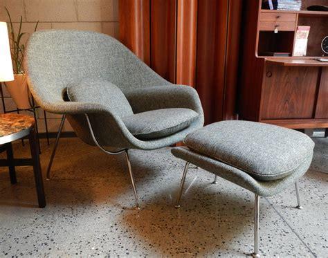 Womb Chair, Chair, Ottoman E