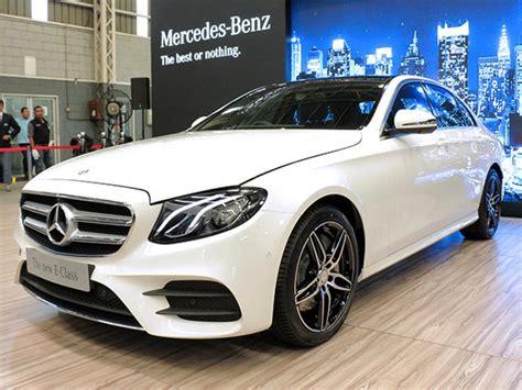 Gambar Mobil Mercedes E Class by Spesifikasi Lengkap New Mercedes E Class Mobil Baru