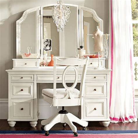 pottery barn makeup vanity pottery barn vanity chair furniture roy home design