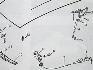 Hood Latch Diagram
