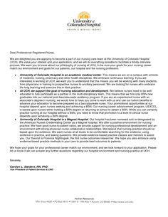 sample application letter for nursing school admission