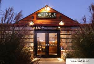 Find a coffee shop in sacramento, ca for your morning brew, a shot of espresso, cup of latte, cappuccino, macchiato, irish coffee, long black coffee, flat white, mochaccino, affogato, or any other. Temple Coffee & Tea - Midtown, Restaurant, Sacramento