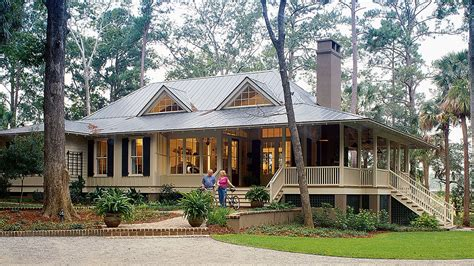 Southern Living House Plans Porches by Wrap Around Porches House Plans Southern Living House Plans