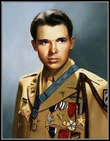 he served with audie murphy in wwii murphy received 33