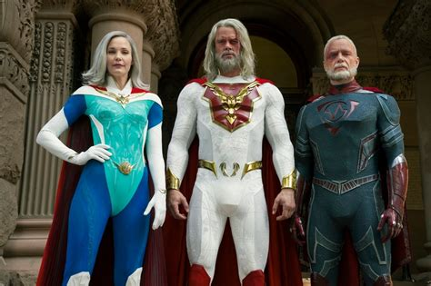 We did not find results for: Jupiter's Legacy Trailer Sets Up Netflix's Next Superhero Series From Mark Millar ...
