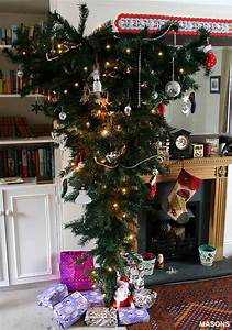 The must-have decoration this Christmas the upside-down