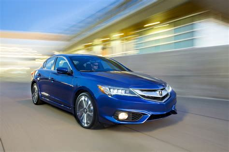 2016 acura ilx stacked sports sedan new on wheels