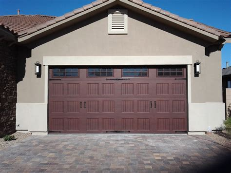 Garage Door Quieter by Awesome Two Car Garage Doors That Will Inspire You Homesfeed
