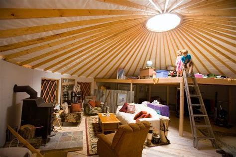 Coloradans Warm Up To Yurt Living
