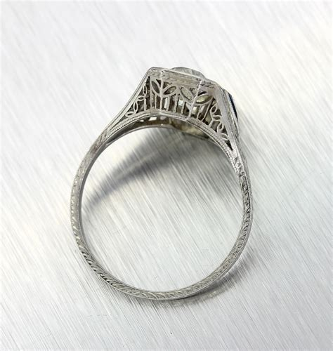 cool wedding rings for newlyweds vintage engagement rings