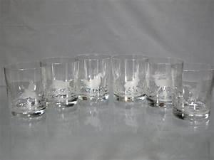 Service A Whisky : verres en cristal chasse verres chasseur en cristal verres whisky ~ Teatrodelosmanantiales.com Idées de Décoration