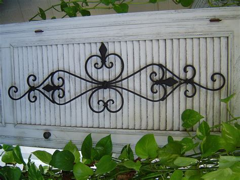 outdoor wrought iron wall decor ideas beautiful