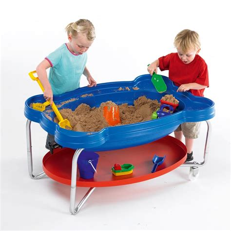 play day sand and water activity table sand and water play table www pixshark com images