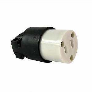 Superior Electric Yga019f Straight Electrical Receptacle 3