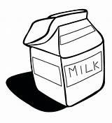 Milk Coloring Milkshake Carton Clipart Drawing Colouring Clipartmag Printable Sweetened Condensed Action Getcolorings sketch template