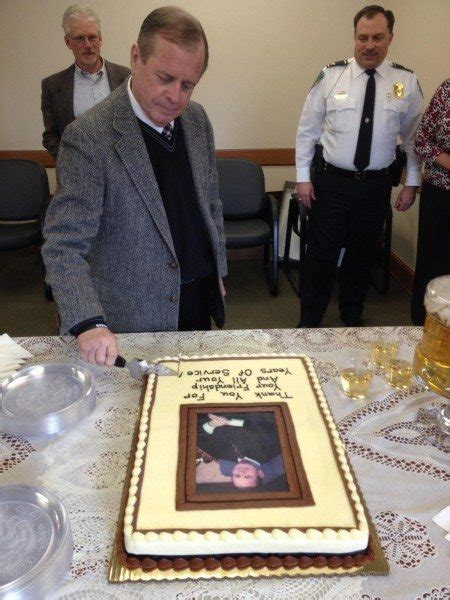 portrait retired judge alexander lyerly unveiled avery county
