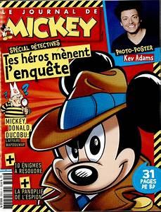 Le Journal De Mickey Abonnement : le journal de mickey n 3355 abonnement le journal de mickey abonnement magazine par ~ Maxctalentgroup.com Avis de Voitures