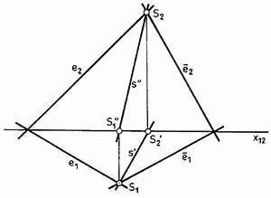 Schnittgerade Zweier Ebenen Berechnen : darstellende geometrie schnittgerade zweier ebenen ~ Themetempest.com Abrechnung