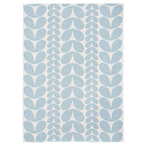 tapis karin bleu clair  cm brita sweden
