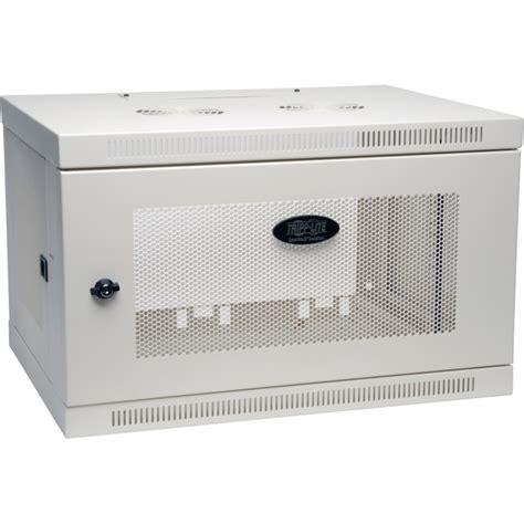 smartrack 6u wall mount rack enclosure cabinet tripp lite white smartrack 6u wall mount rack enclosure