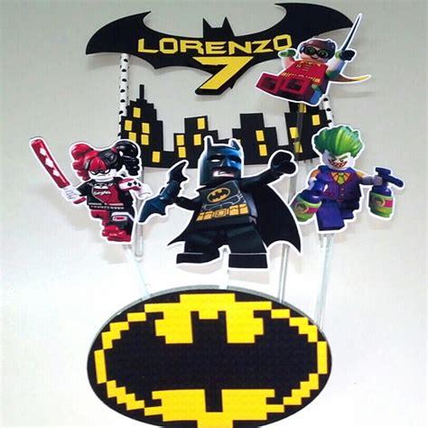 topo de bolo batman lego no elo7 scrapcutties 9bcbfc